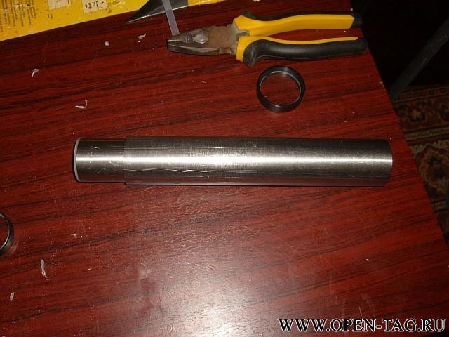 Приспособление для подбора линз для лазертага